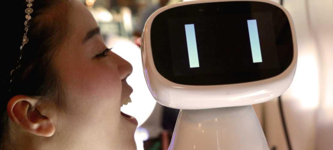 Robots d'intelligence artificielle