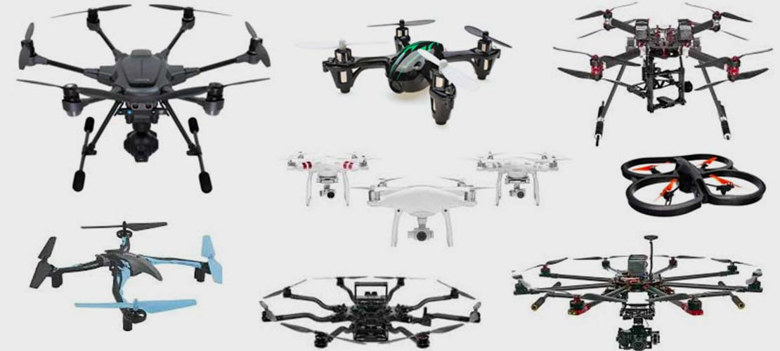 Drones & Véhicules Intelligents