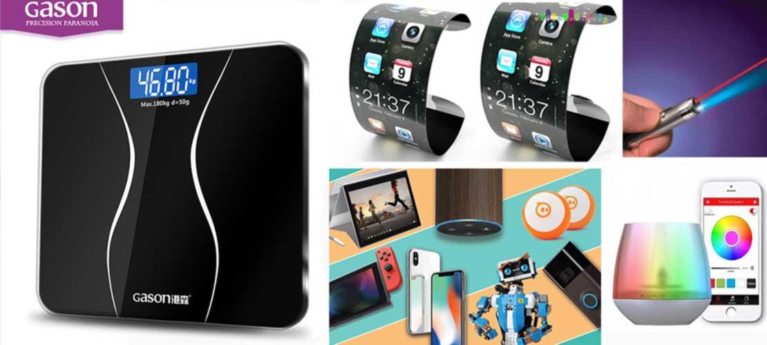 Gadgets de haute technologie & Jouets Intelligents