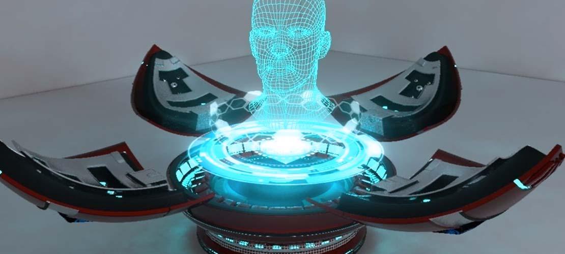 Projecteurs et Hologrammes Diplays