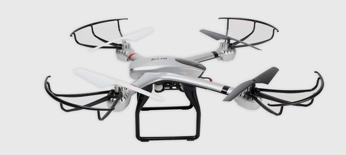Drones Quadricoptères