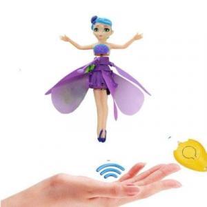 contrôleur violet fée volante