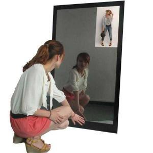 Ecran-Miroir Interactif d'Affichage Numérique