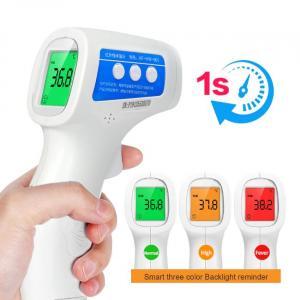 Thermomètre Numérique à Ecran Tactile