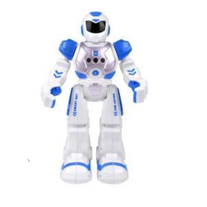 capteur de gestes robot bleu