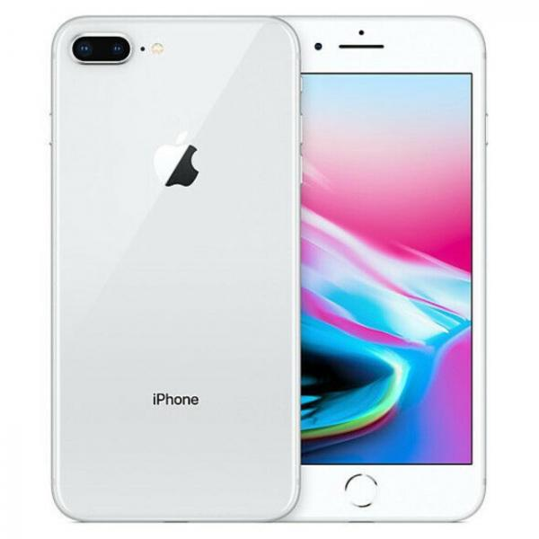 Apple iPhone 8 Plus 256 argent