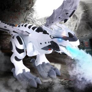 spray jouet dinosaure