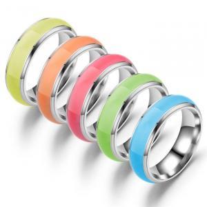 couleurs des anneaux lumineux