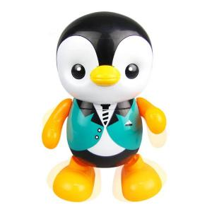 musique danse pingouin jouet