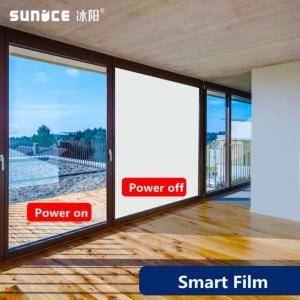 smart film pour fenêtres