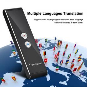 Traducteur en temps réel 40 langues