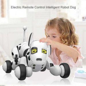 chien robot programmable d'intelligence artificielle