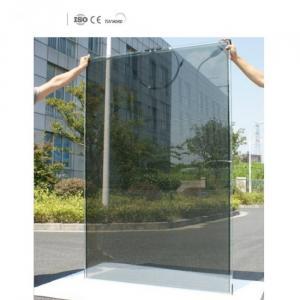 film de panneau solaire transparent à haute absorption
