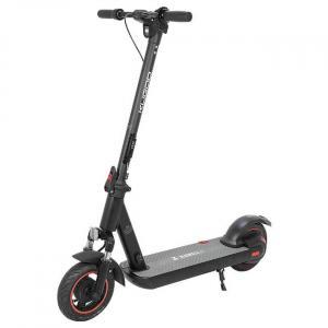 Scooter électrique pliable facile - vue de face - vue de face