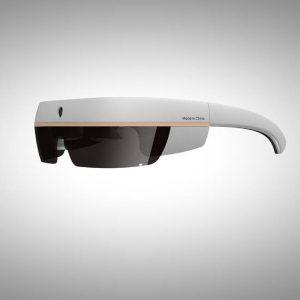 lunettes ar haute vitesse connectées avec 4G et Bluetooth