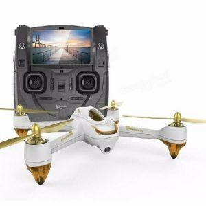 Drone Hubsan H501S avec caméra Full HD et cardan 3 axes
