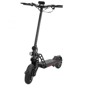 scooter électrique à grande vitesse avec un kilométrage élevé