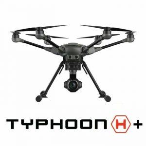 Typhoon H plus est le meilleur drone professionnel pour la photographie aérienne