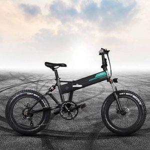 Vélo électrique Fiido M1 Pro avec gros pneus et kilométrage élevé
